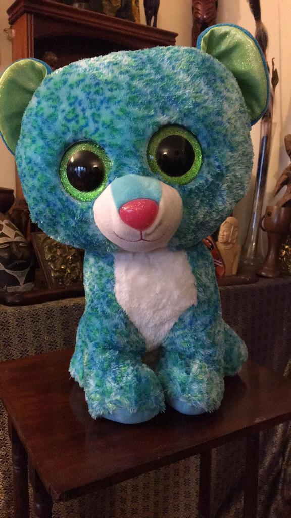 TY Beanie Boos Large Leona the Leopard Bought for £30.00