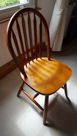 Classic Wooden Kitchen Chair