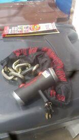 Magnum plus gold rated lock