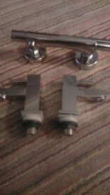 Bathtaps and Thermostatic shower bar