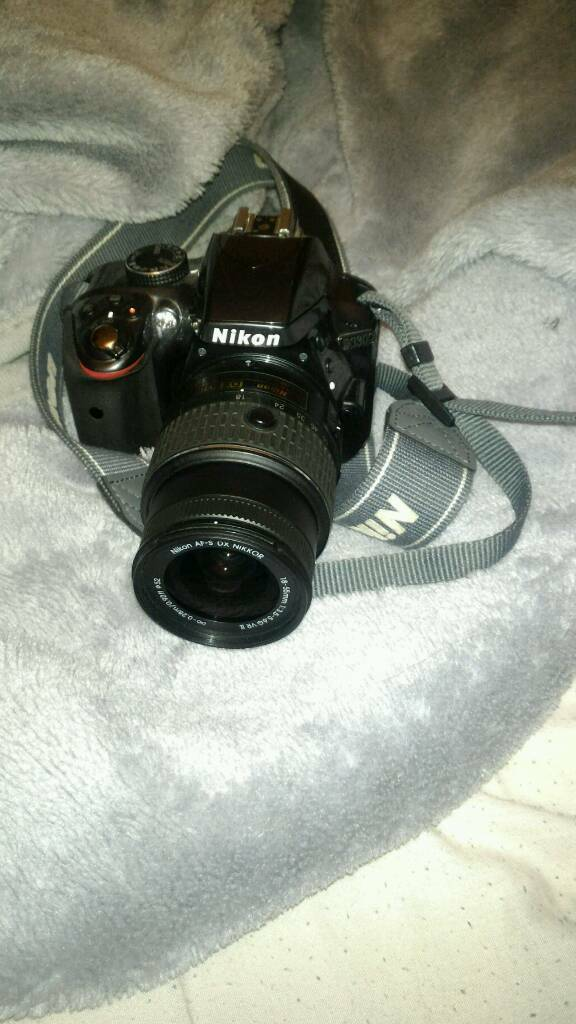 Nikon D3300 DSLR With 18-55mm Silver edition