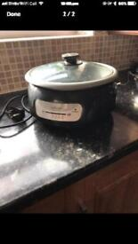 Great condition Ellie tech electric cooker