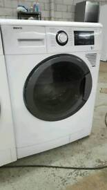 BEKO 9kg+6kg washer dryer BUILT IN 1 WITH 3 MONTHS GUARANTEE