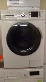 KENWOOD 8kg WASHING MACHINE, new ex display