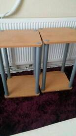 Tables or bedside tables