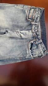 Jeans Diesel 34w 32l
