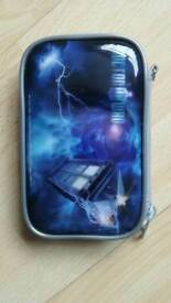 Dr who Nintendo DS case
