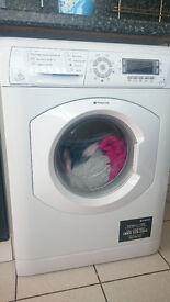 washing machine, hotpoint