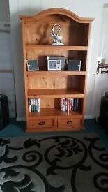 Antique unit/book case