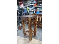 chunky jack daniels old no 7 whiskey bar stools