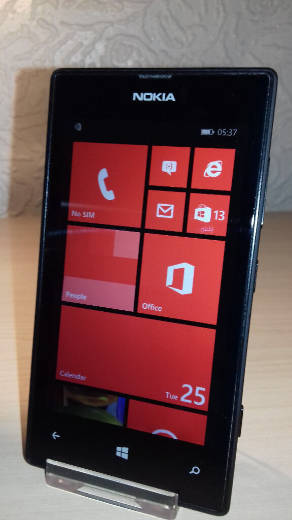 Nokia Lumia 520VodafoneVery Good ConditionChargerin Stoneycroft, MerseysideGumtree - Hello, Ive got this Nokia Lumia 520 in Black color for Sale. The phone is Locked to Vodafone. Its fully functional and in very good condition. Screen is in very good condition with only very light scratches. Bezel and battery cover have got only very...