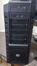 Custom Built PC Computer with Windows 10