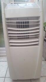 Delonghi Dehumidifier with air condition
