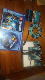 Lego Dimension PS4 (starter kit + Extra Characters)