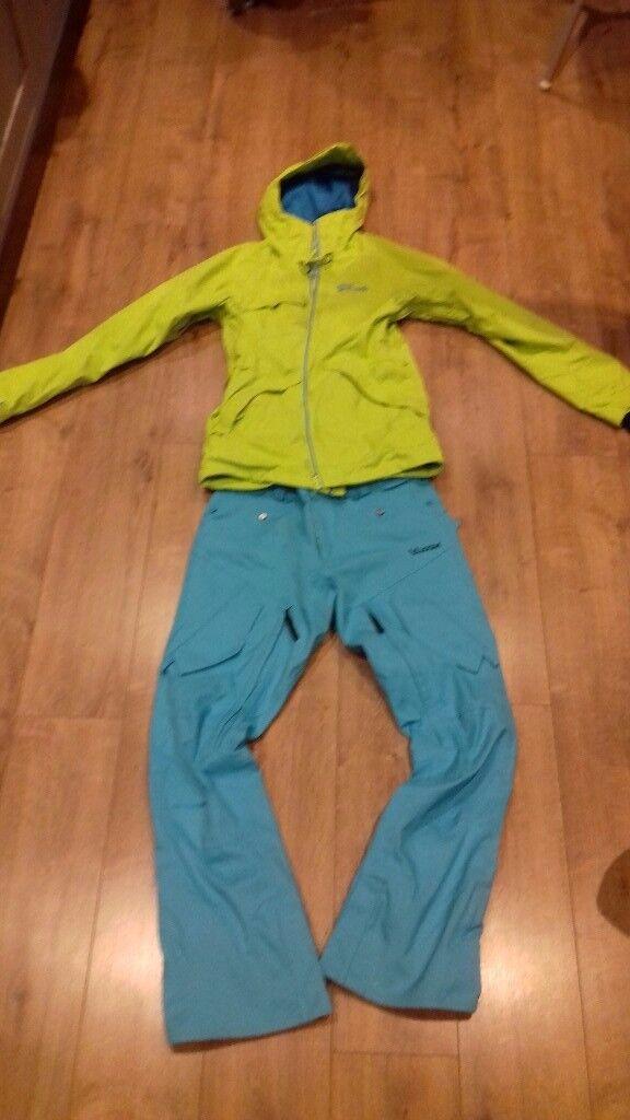 Mens Ski-Wear Jacket and Trousers (medium)