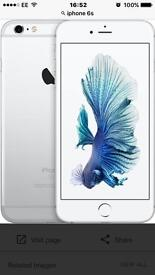 IPHONE 6S WANT-ED