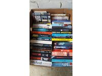 Paperback books bargain 32 for £10