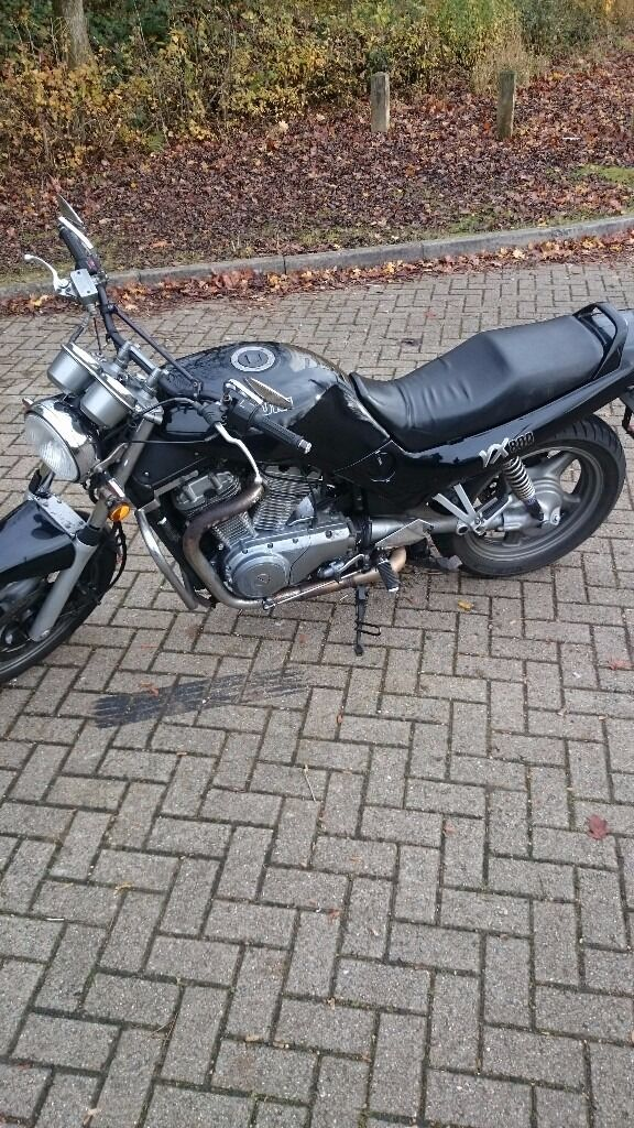 Suzuki VX 800 for sale.