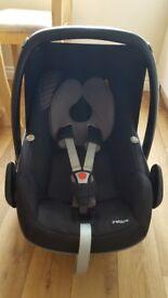 Maxi Cosi Pebble Car Seat £25