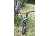 Blank Media BMX bike