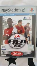 Ps2 game fifa 2005