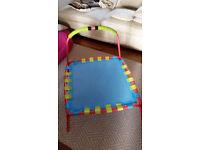 Toddlers Indoor Trampoline
