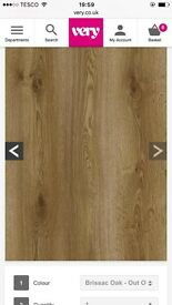 Laminate flooring - new and boxed