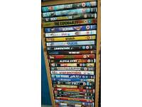 VARIETY OF DVDS!! OOS