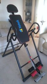 Inversion Table Foldable Yatek ECO with total inversion
