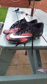 Nike mercurial CR7 size 6 mens/boys