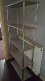 For Sale Fancy Shelf Unit