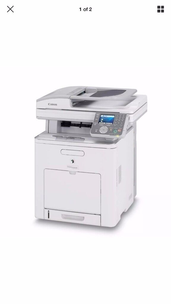 Canon IRC1028i office colour multi functional photocopier. COPY/PRINT/SCAN