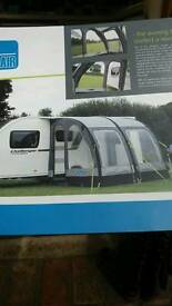 Caravan Abbey GTS Vogue 517