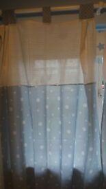 Baby boys curtains