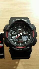 Casio G shock watch brand new, unworn, unwanted gift