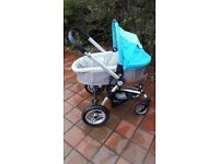 Pushchair / carrycot