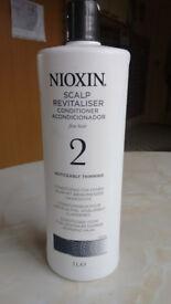 Nioxin #2 Conditioner 1l. Brand new