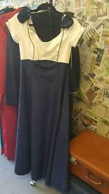 Bridesmaid/Prom dress x2 size 12 and age 13 bnwt