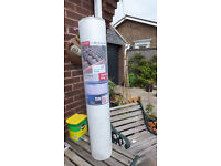 Dupont Tyvek Supra breather membrane for roofs 1m x 50m roll