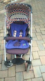 Mamas and papas sola pram suitable from birth