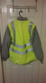 2x Pulsar pulsarail hi-vis (inner and outer)