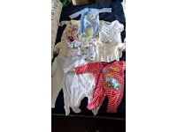 Big Bundle of baby boy clothes 3-6 months
