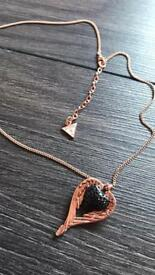GUESS necklace NEW NO BOX