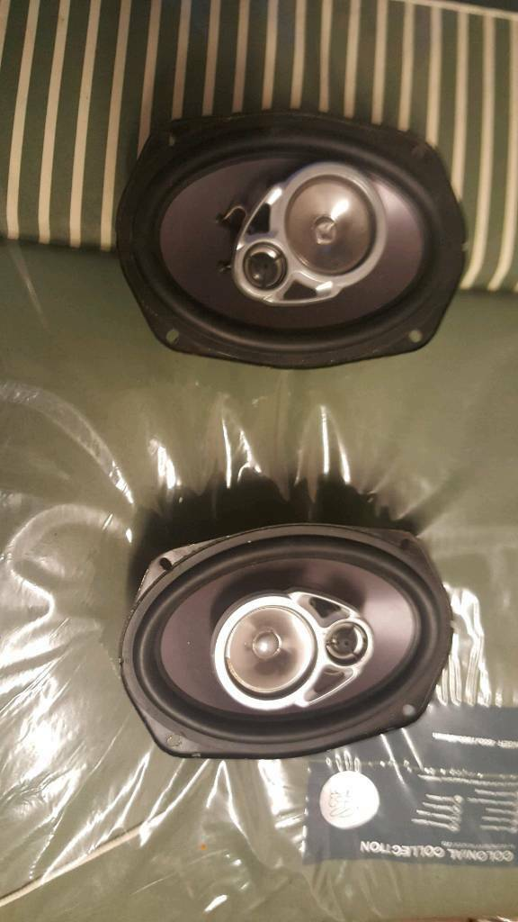 Mutant X 300W 6x9 Speakers
