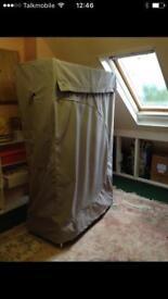 Habitat pop up wardrobe