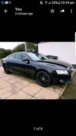 Audi a5 tfsi Quattro 4x4 9 mot