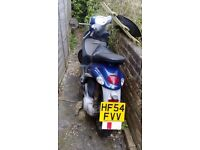 Liberty 125cc, Spares or Repairs MOT until 1st July