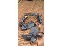 Cowboy Boots & Spurs Gunbelt & Holsters
