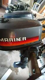 Mariner 4hp 2 stroke outboard engine