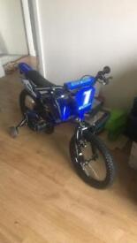 Brand new children's bike